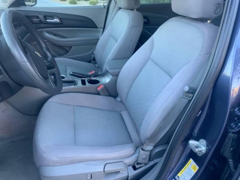Chevrolet Malibu 2014 price $9,595