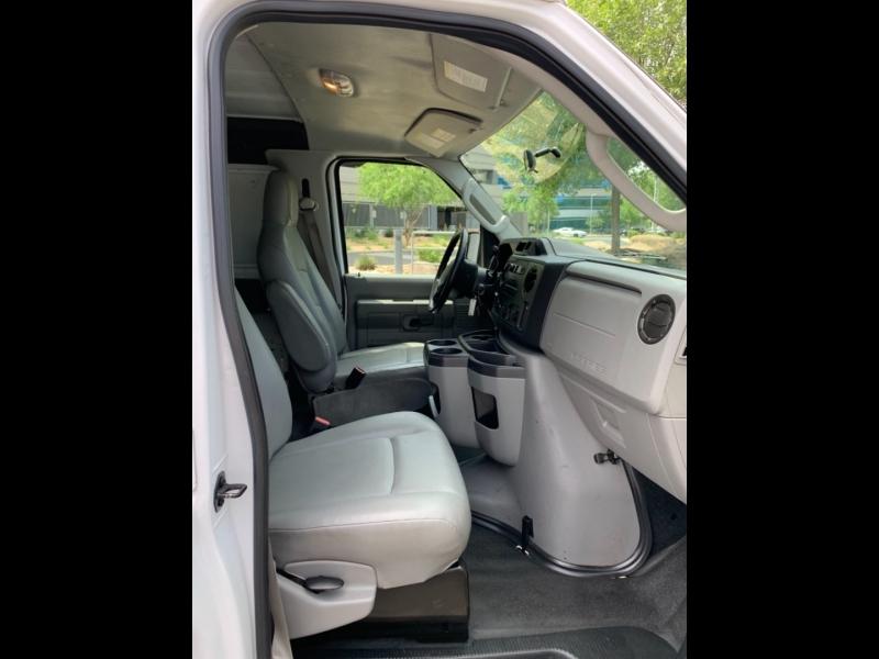 Ford Econoline Cargo Van 2013 price $20,700