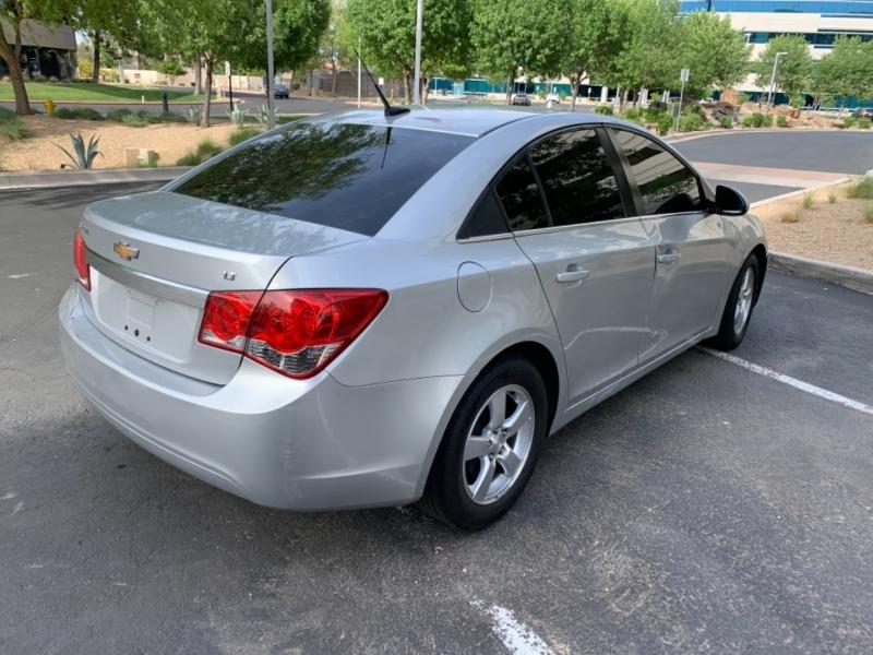 Chevrolet Cruze 2013 price $5,300