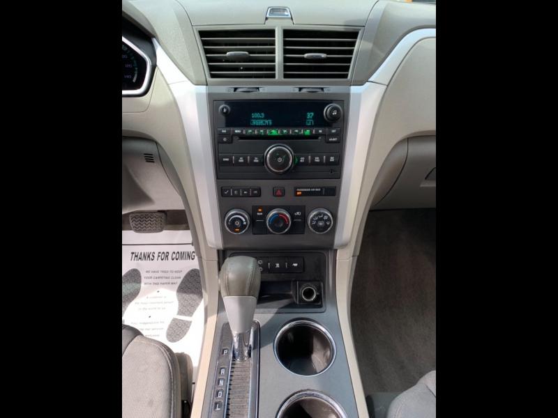 Chevrolet Traverse 2011 price $9,300