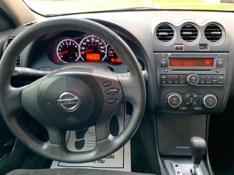Nissan Altima 2012 price $7,500