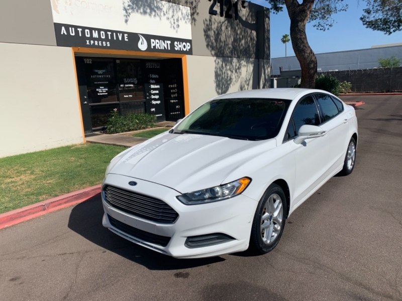 Ford Fusion 2013 price $9,500