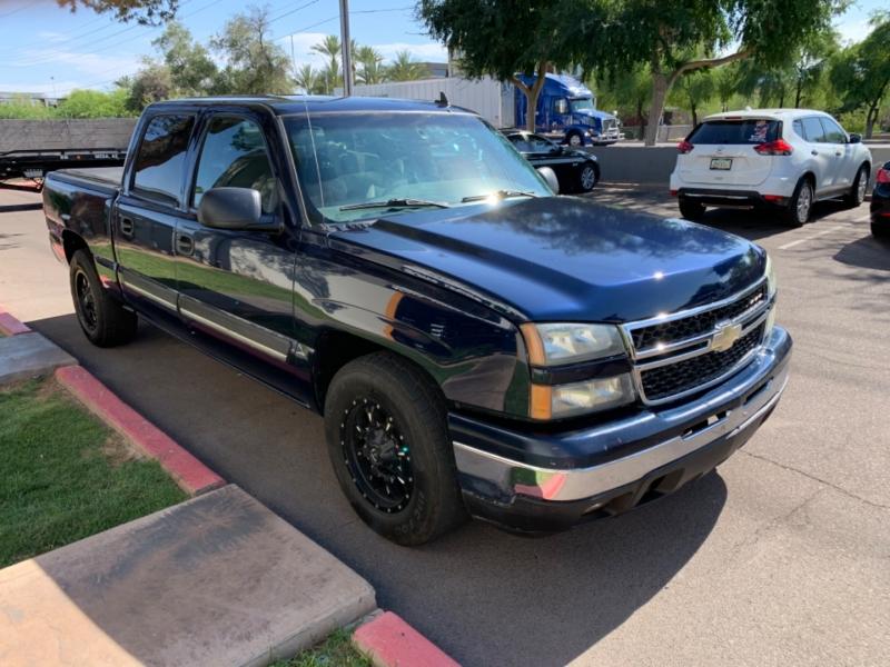 Chevrolet Silverado 1500 Classic 2007 price $14,900