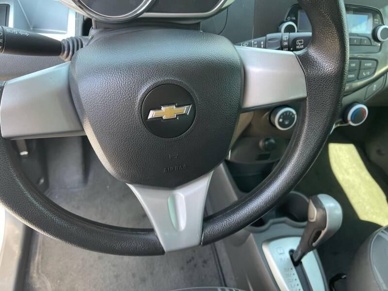 Chevrolet Spark 2013 price $8,300