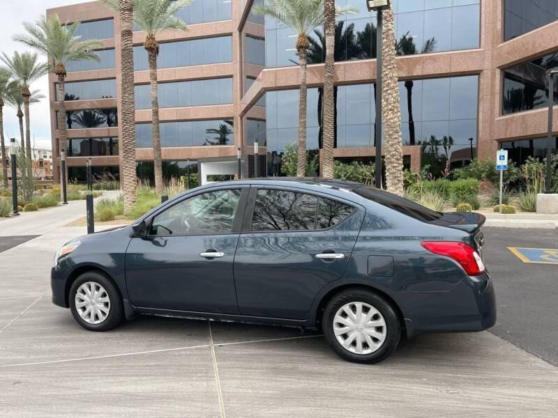 Nissan Versa 2016 price $10,300