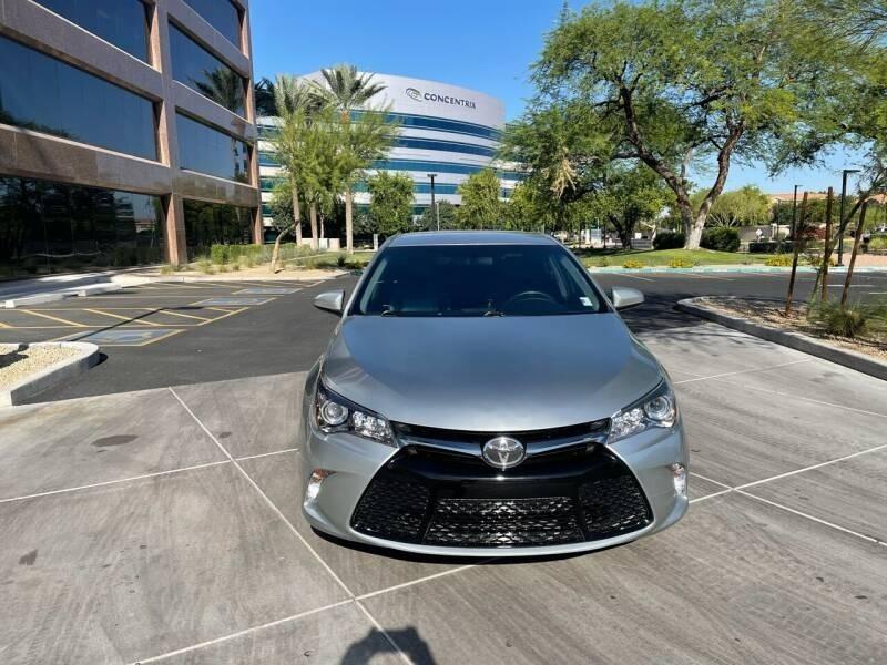 Toyota Camry 2015 price $16,700