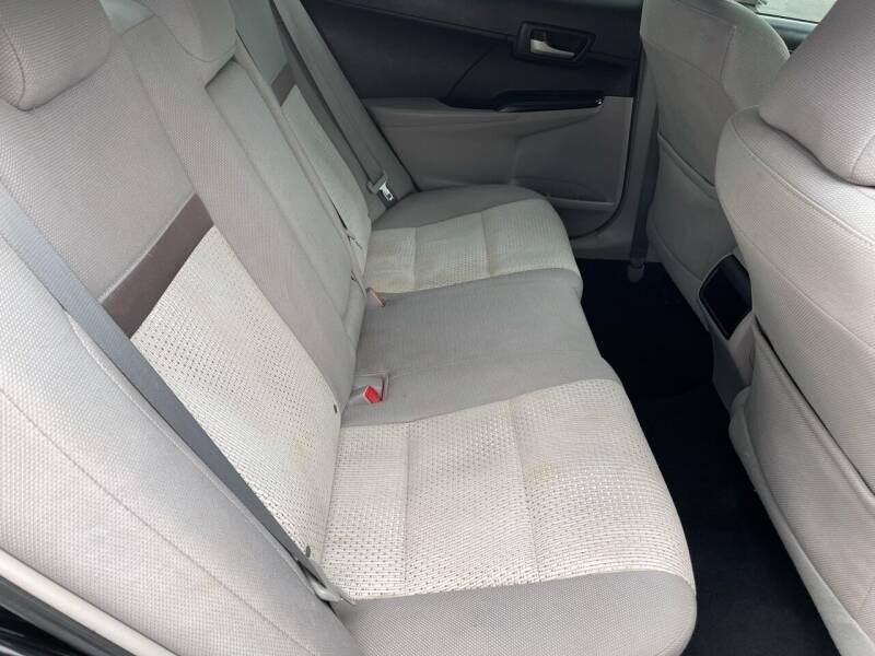 Toyota Camry 2014 price $11,300