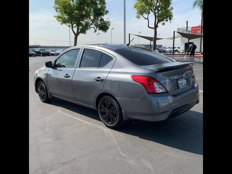 Nissan Versa Sedan 2019 price $12,500