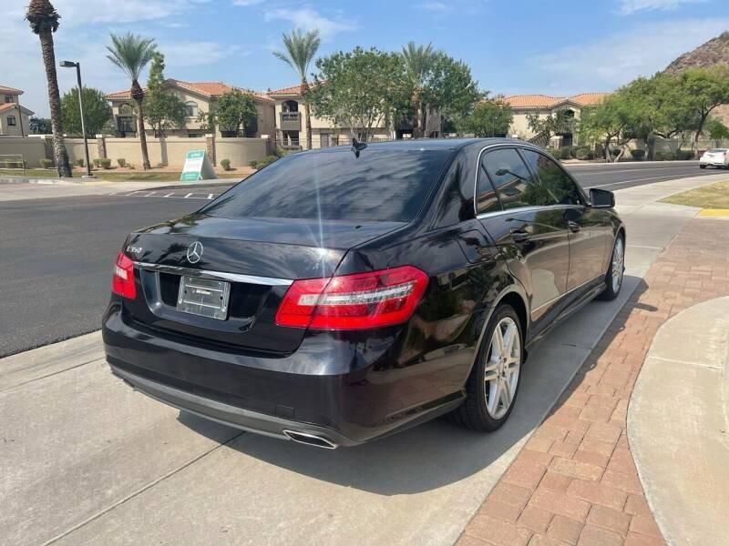 Mercedes-Benz E-Class 2010 price $12,300