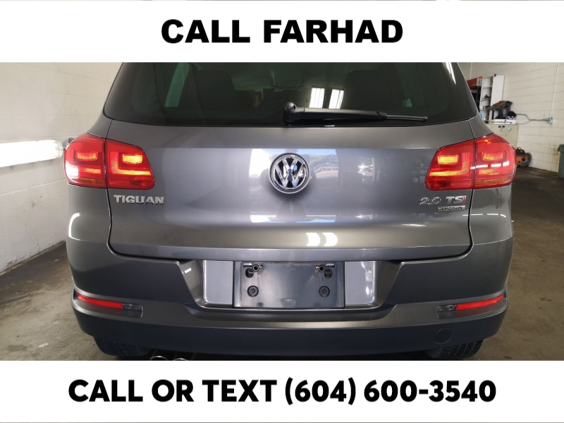 Volkswagen Tiguan 2014 price $14,288