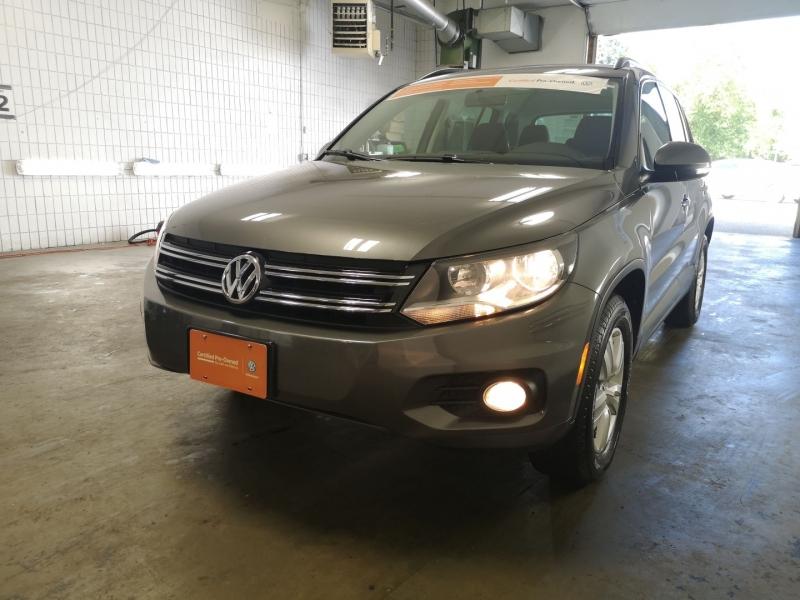 Volkswagen Tiguan 2014 price $16,998