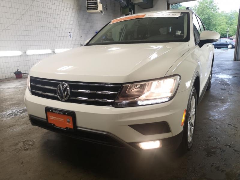 Volkswagen Tiguan 2018 price $24,798