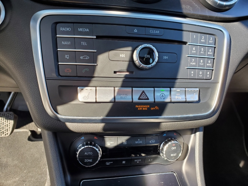 Mercedes-Benz CLA 2017 price $29,946