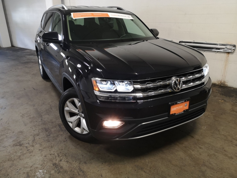 Volkswagen Atlas 2018 price $33,998