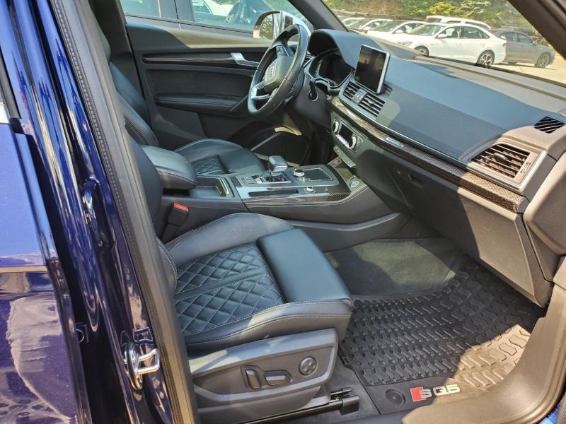 Audi SQ5 2018 price $50,914