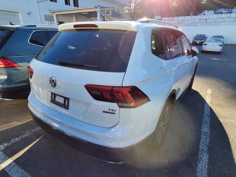 Volkswagen Tiguan 2018 price $35,714