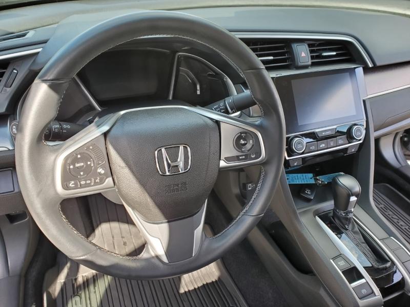 Honda Civic Sedan 2018 price $23,220