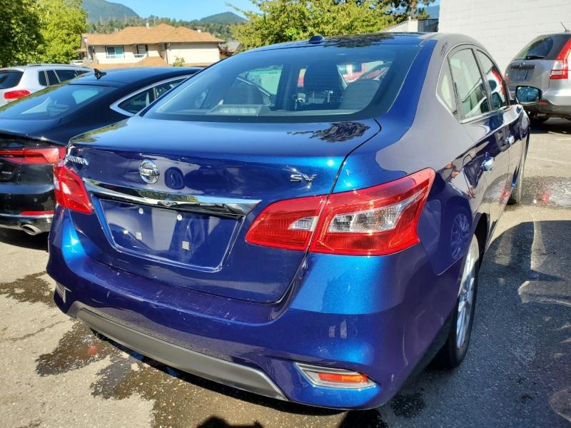 Nissan Sentra 2019 price $18,697