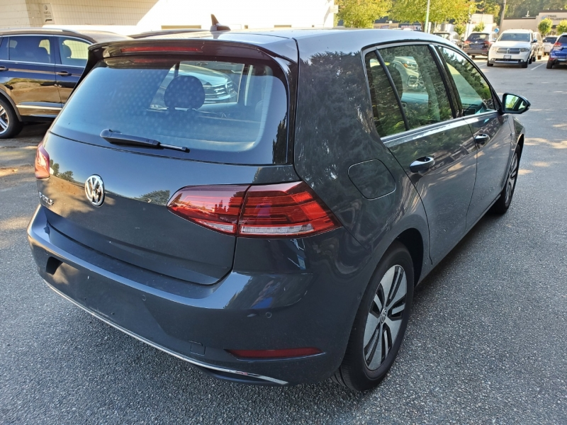 Volkswagen e-Golf 2020 price $19,995