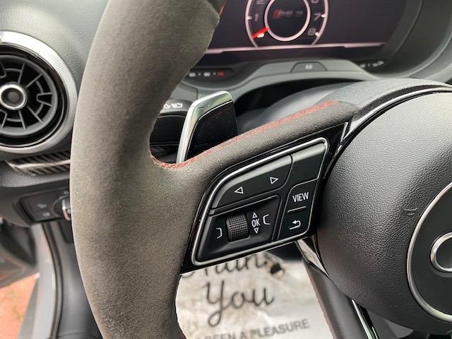 Audi RS 3 2018 price $52,756