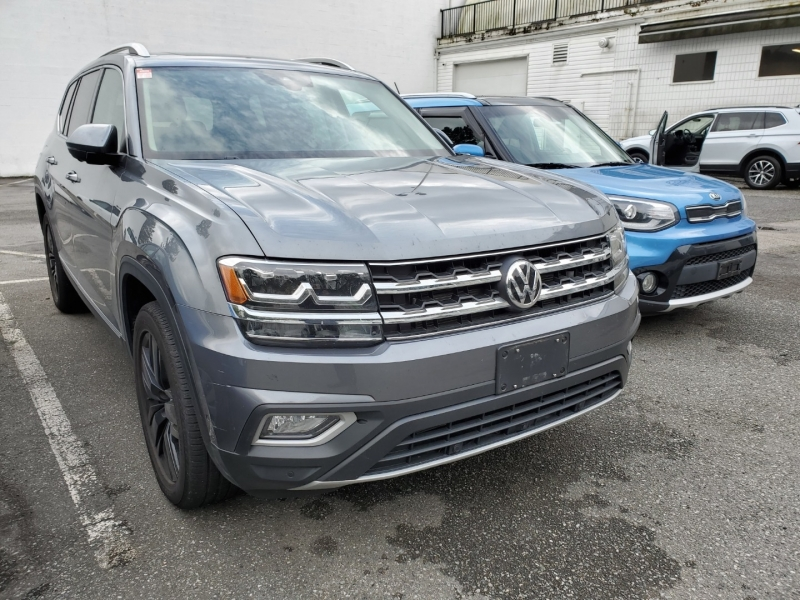 Volkswagen Atlas 2018 price CALL FOR PRICING