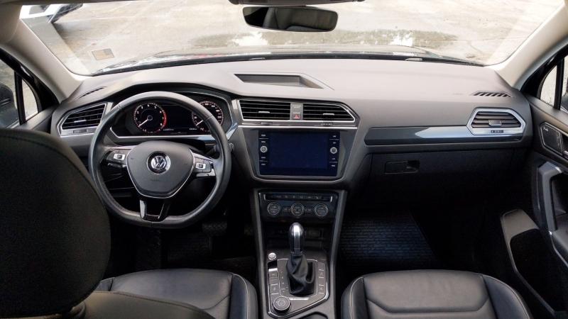 Volkswagen Tiguan 2018 price $33,976