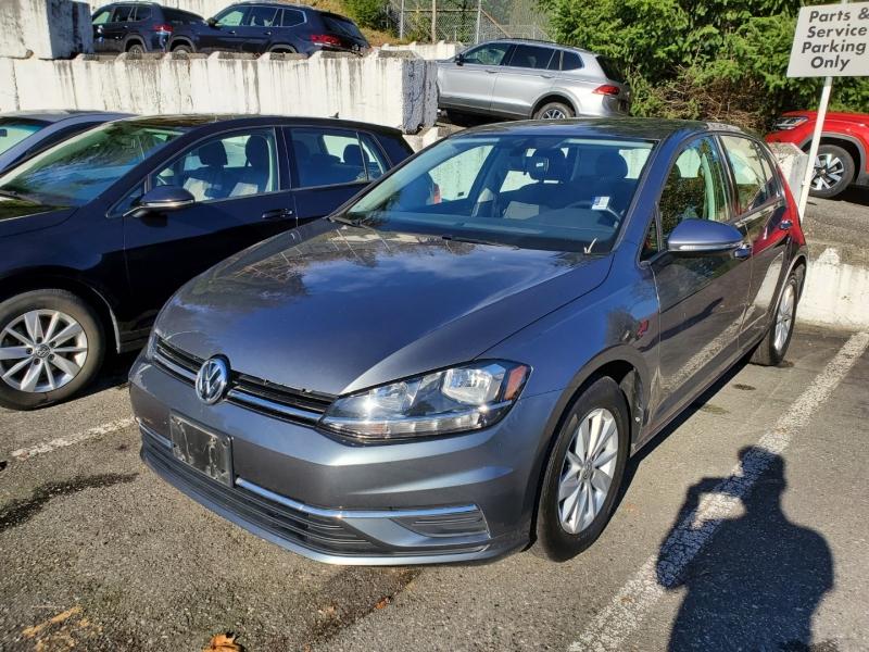 Volkswagen Golf 2018 price $20,895