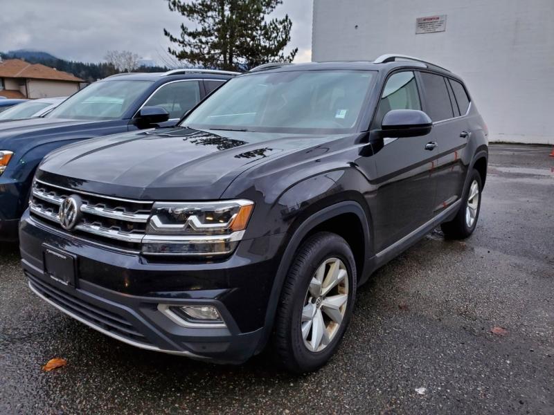 Volkswagen Atlas 2018 price $36,475