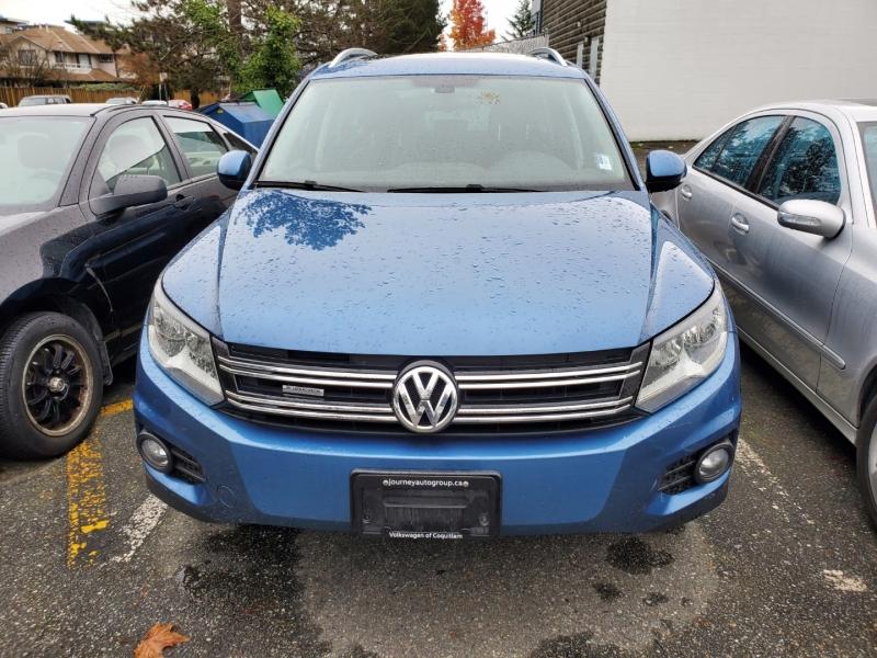 Volkswagen Tiguan 2017 price $23,067