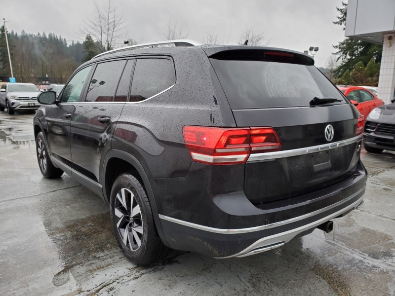 Volkswagen Atlas 2018 price $34,836