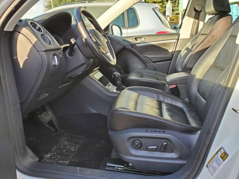 Volkswagen Tiguan 2014 price $15,558