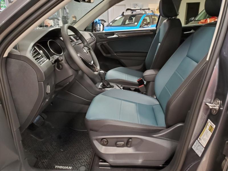 Volkswagen Tiguan 2020 price $36,555