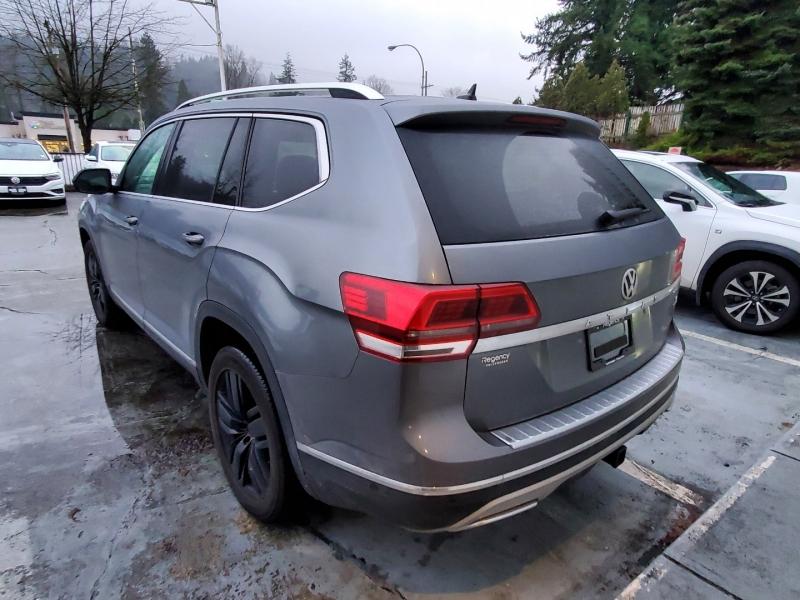 Volkswagen Atlas 2018 price $42,995
