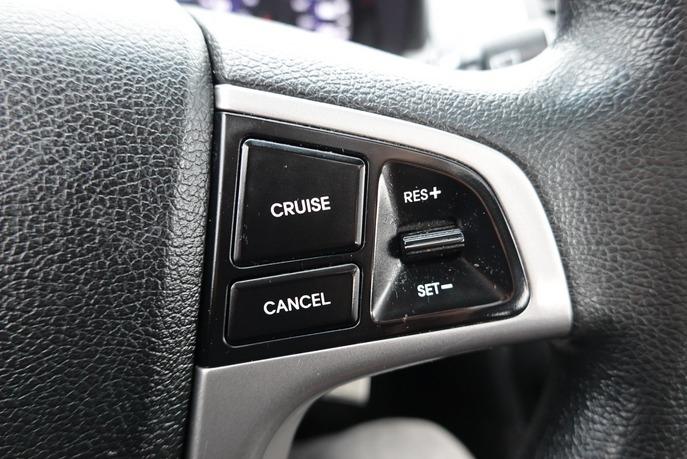 Hyundai Accent 2017 price $12,799