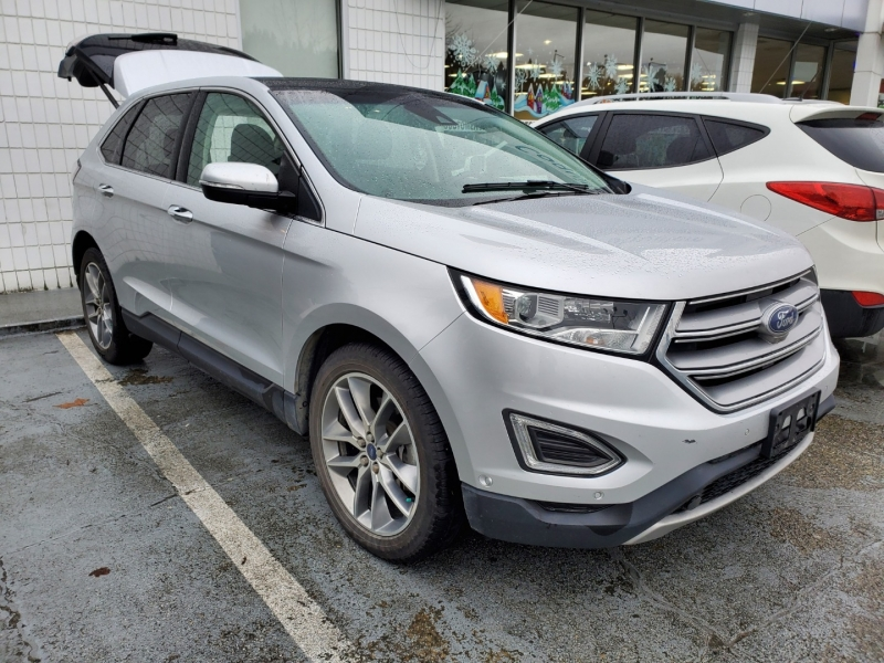 Ford Edge 2016 price $25,766