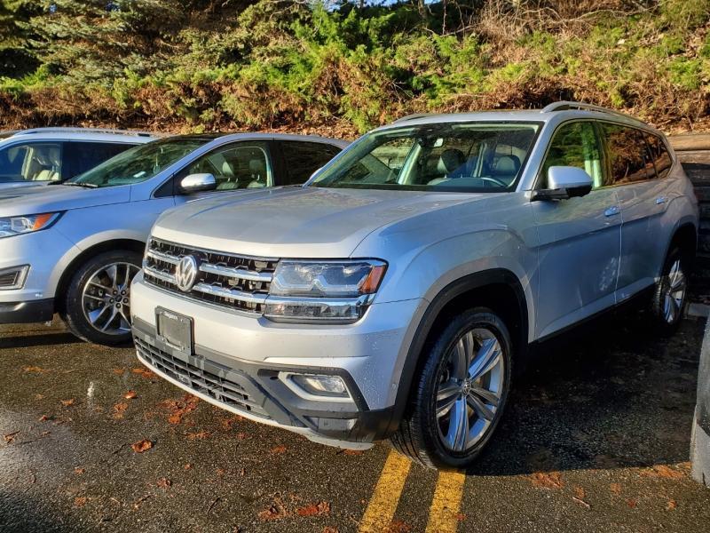 Volkswagen Atlas 2018 price $43,972