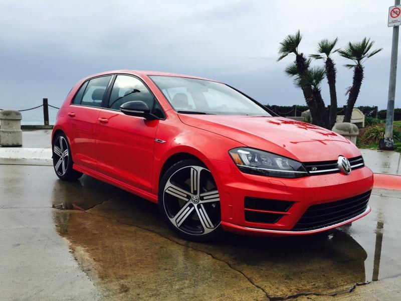 Volkswagen Golf R 2016 price $32,893