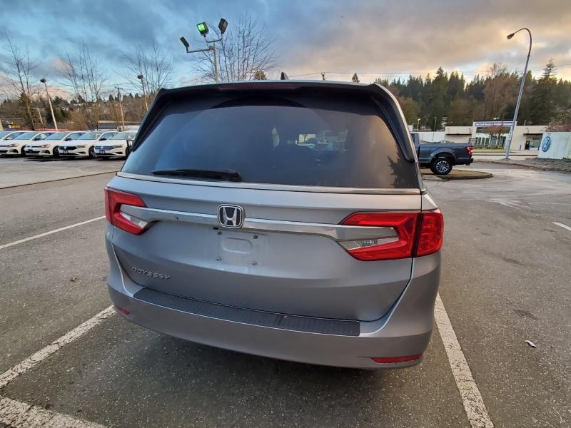 Honda Odyssey 2018 price $31,888