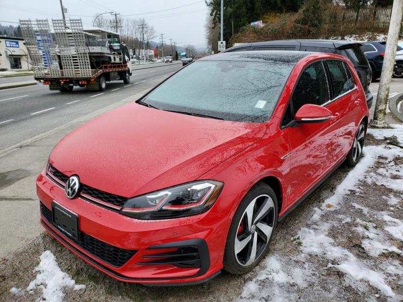 Volkswagen Golf GTI 2020 price $38,580