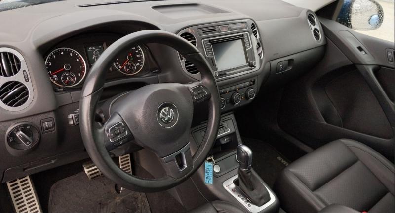 Volkswagen Tiguan 2017 price $23,888
