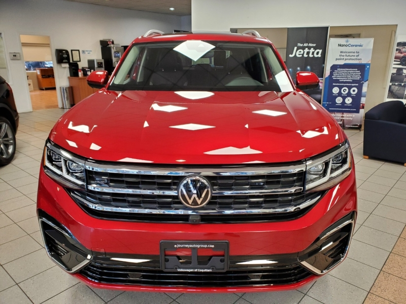 Volkswagen Atlas 2021 price $58,500