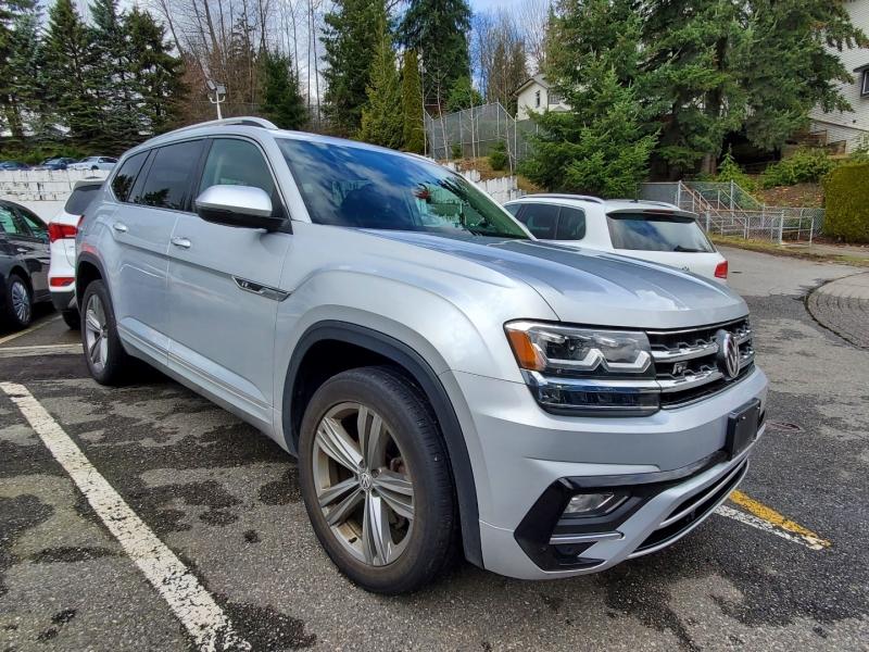 Volkswagen Atlas 2018 price $40,288