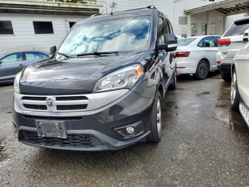 RAM ProMaster City Van 2015 price $21,927