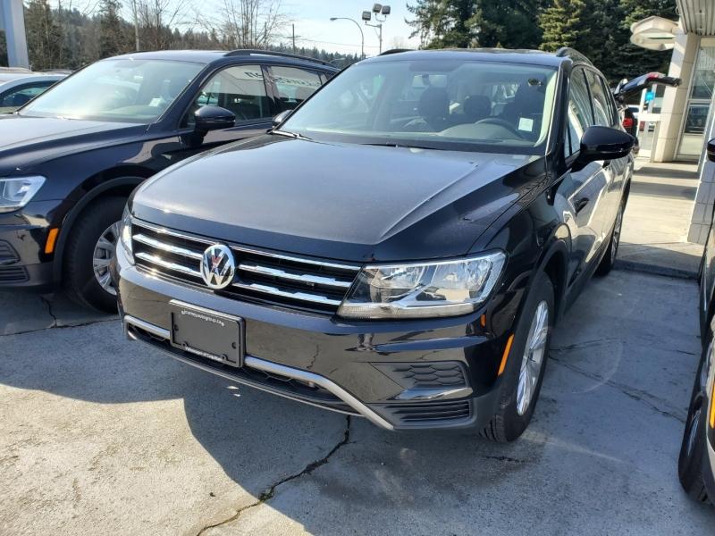 Volkswagen Tiguan 2021 price