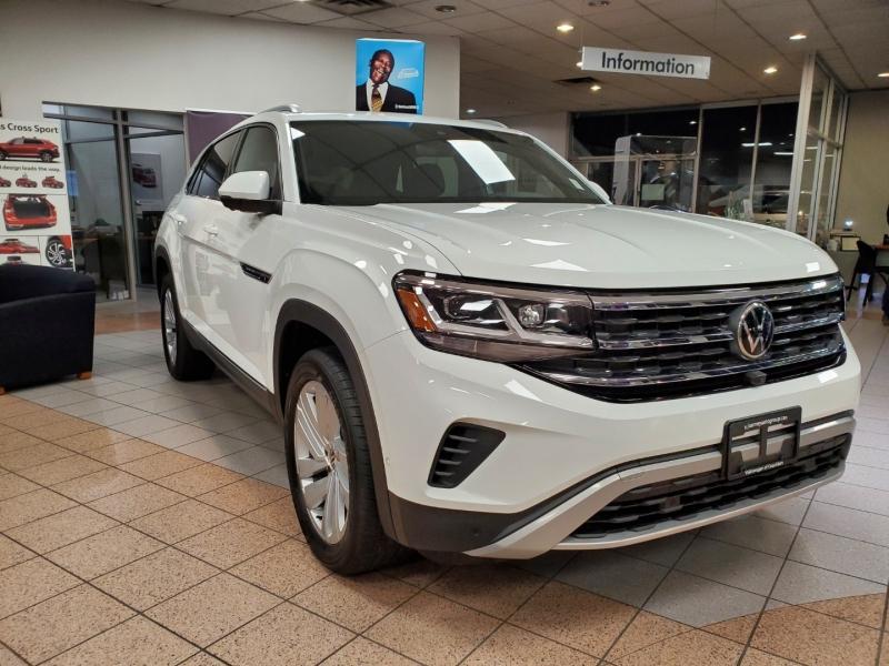 Volkswagen Atlas Cross Sport 2020 price $53,380