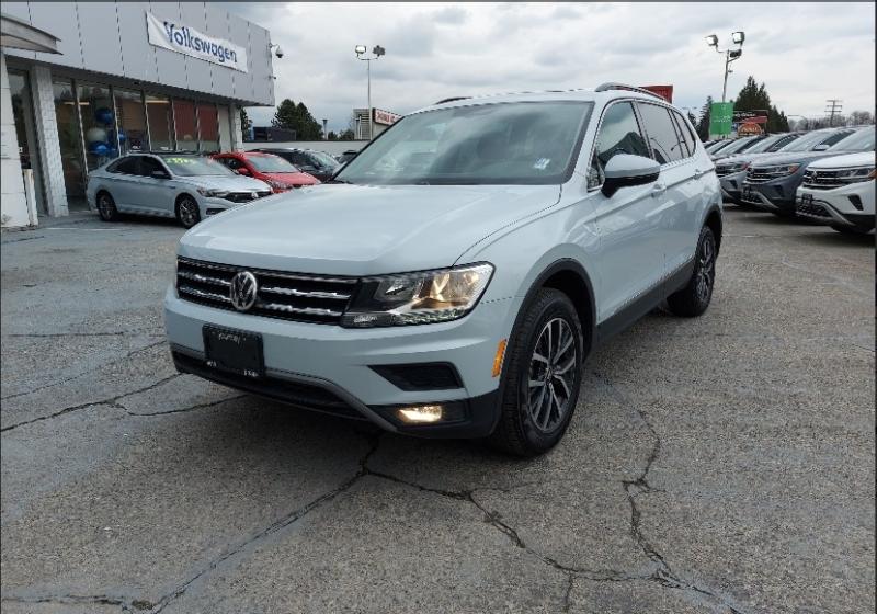 Volkswagen Tiguan 2018 price $26,488