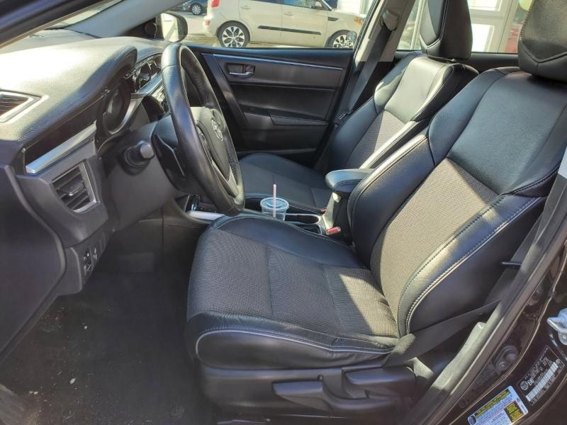 Toyota Corolla 2015 price $12,788
