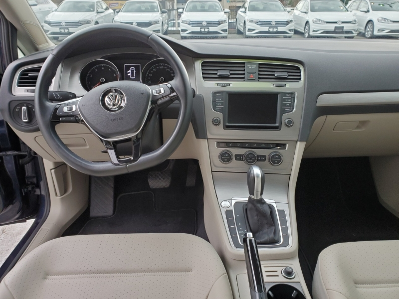 Volkswagen Golf 2017 price $18,995