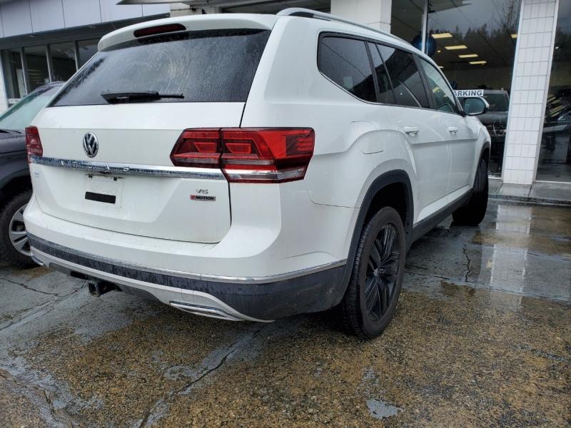 Volkswagen Atlas 2018 price $36,995