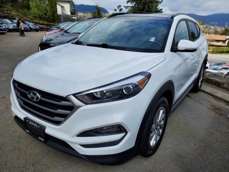Hyundai Tucson 2018 price $24,588